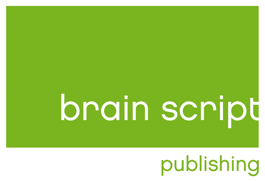 Logo brain script publishing